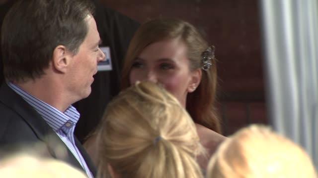 scarlett johansson at the 'the spirit' premiere at los angeles ca - scarlett johansson stock videos and b-roll footage