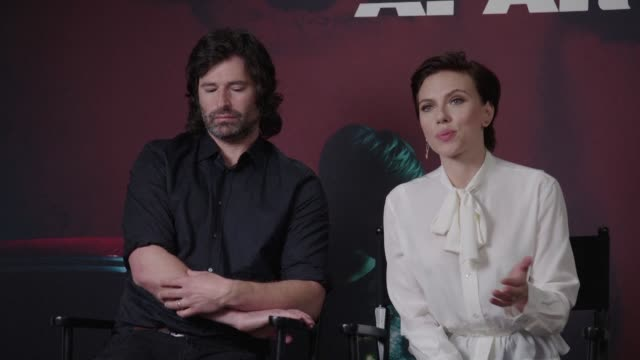 scarlett johansson teams up with musician pete yorn on a music ep apart - time's up social movement stock videos and b-roll footage