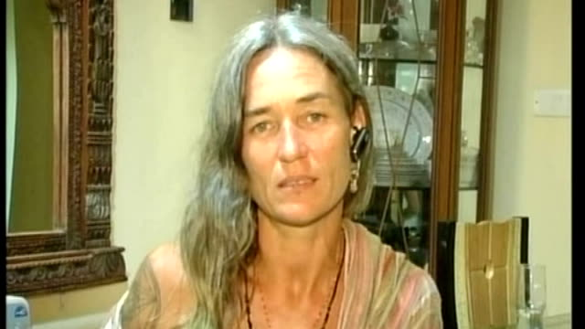 Police want to question mother ENGLAND London GIR INT Fiona MacKeown 2WAY interview from Goa SOT On being called in for questioning / Denies that she...