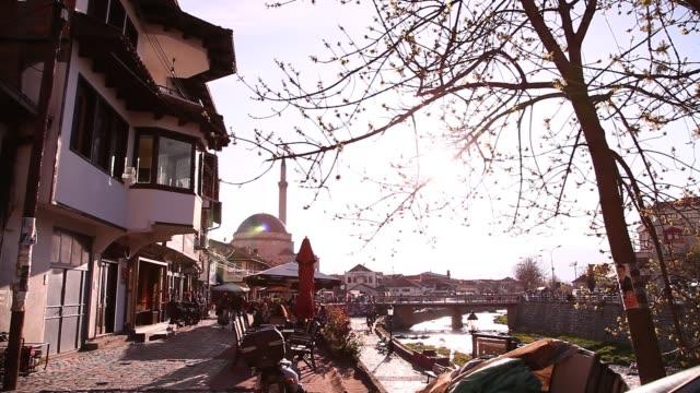 A scene from Prizren