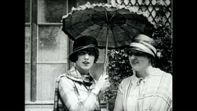 scenes from the lives of wealthy parisians in the 1920's - 1920 stock videos & royalty-free footage