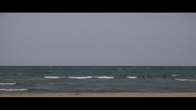 scenes from the shore of lake malawi - malawi stock videos & royalty-free footage