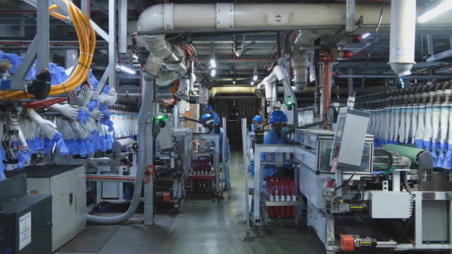 scenes from top glove corp factory where protective rubber gloves are produced worlds biggest glovemaker got vote of confidence from investors in... - latex glove stock videos & royalty-free footage