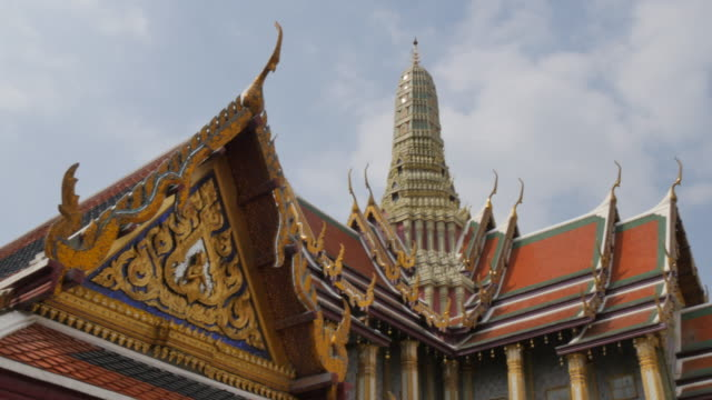 Scenes inside the Grand Palace complex, Bangkok, Thailand, Southeast Asia, Asia