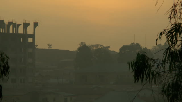 scenes of daily life in nigeria - nigeria stock videos and b-roll footage