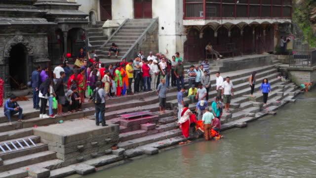 scenes of kathmandu and mount everest, nepal - hinduism stock videos & royalty-free footage