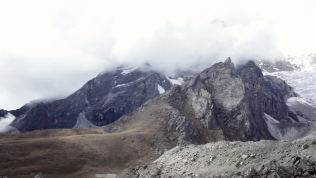 scenes of kathmandu and mount everest, nepal - khumbu stock videos and b-roll footage