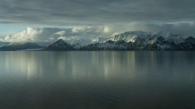 Scenic Arctic Landscape In Northern Canada