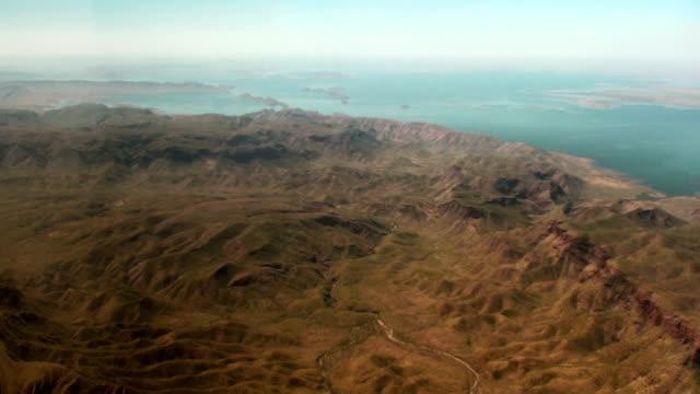 Scenic Flight over Australia