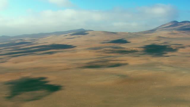 Scenic Landscape In Atacama Desert