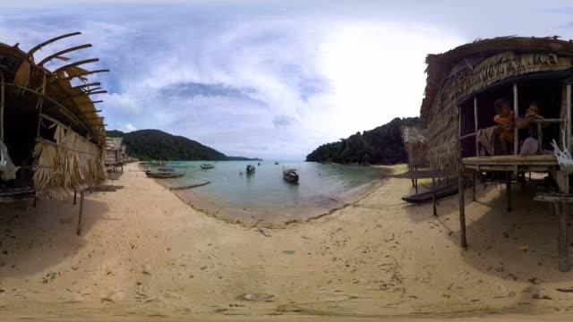 Scenic Thai Beach