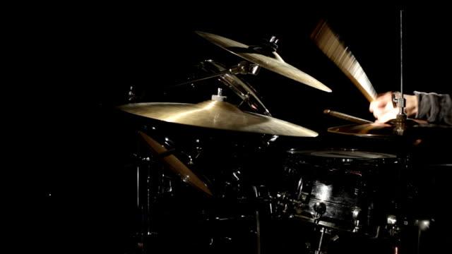 vídeos y material grabado en eventos de stock de schlagzeug - rock moderno