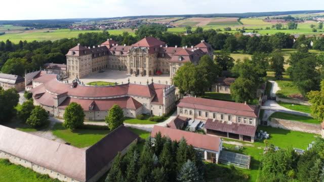 Schloss Weißenstein (Weissenstein Castle) in Pommersfelden near Bamberg