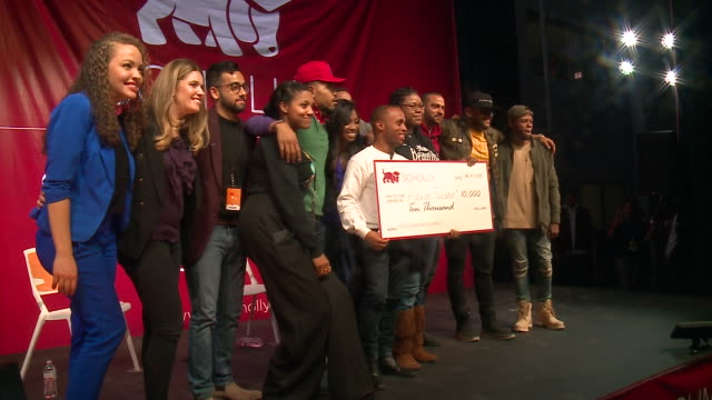 WGN Scholly held their first Scholly Scholarship Summit on February 10 in partnership with SocialWorks Chance the Rapper's Youth Empowerment Charity...