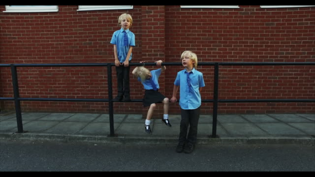 school children - primary school child stock videos & royalty-free footage