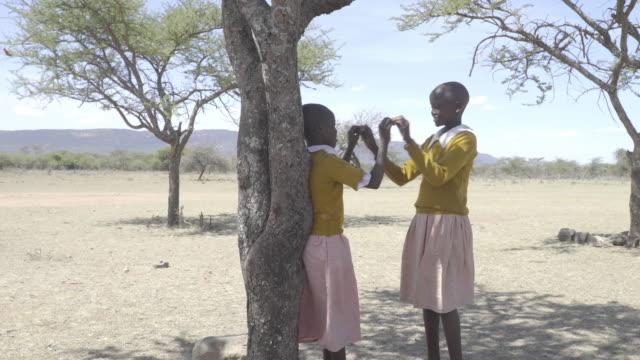 School Chrildren. Kenya. Africa.