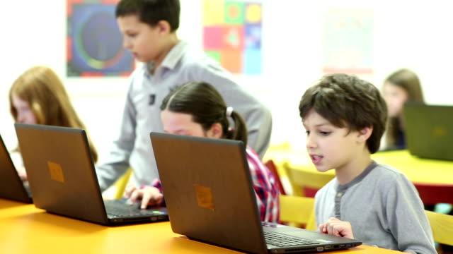 学校のクラス - 小学校点の映像素材/bロール
