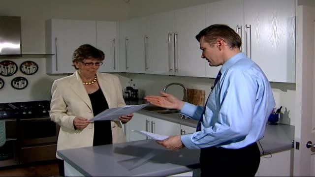 school dinners nursery schools serving junk food choi chatting to prue leith - prudence leith stock videos & royalty-free footage