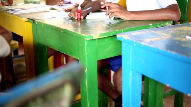 stockvideo's en b-roll-footage met school in sri lanka - sri lankaanse cultuur