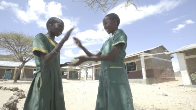 School. Kenya, Africa.