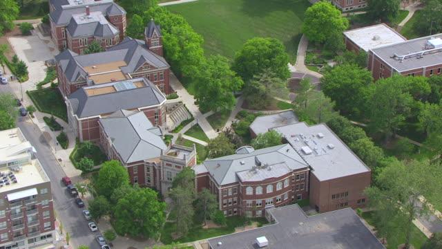 MS AERIAL DS School of Journalism at University of Missouri / Columbia, Missouri, United States