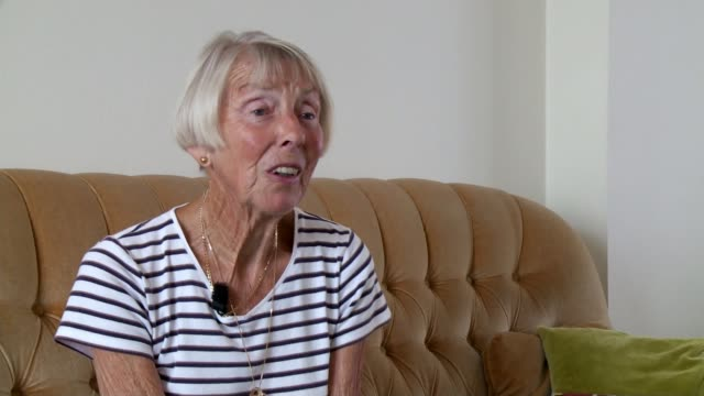 rescue teams consider rescue options ENGLAND INT Jill Volanthen interview SOT