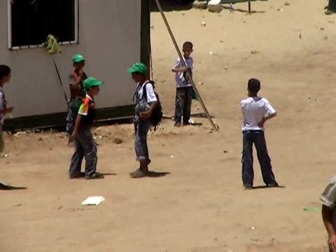 Schools are out in the Gaza Strip and children are now heading to summer camp Camps run by Hamas are a popular destination this year and also a way...