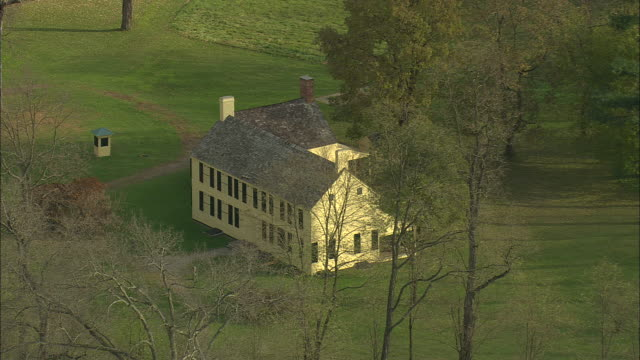 schuyler house - アルスター郡点の映像素材/bロール