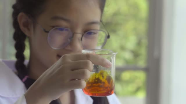 science class - uniform stock videos & royalty-free footage