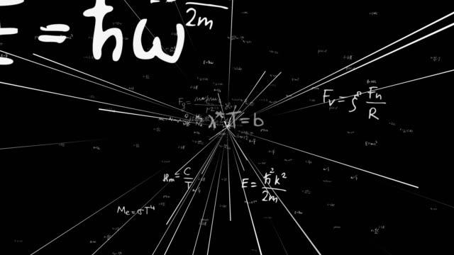 vídeos y material grabado en eventos de stock de ciencia, ecuaciones matemáticas, bioquímica - signo de más
