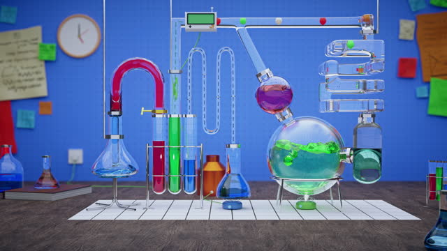 scientific experiment - 4k resolution - chemistry stock videos & royalty-free footage