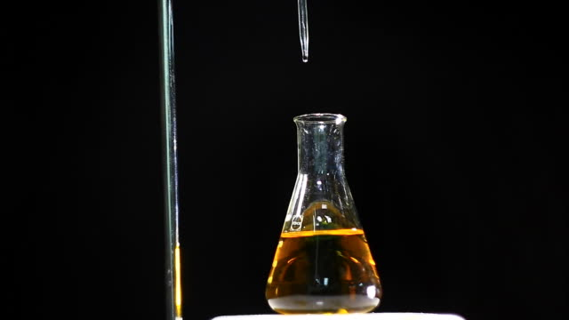 scientist working at the laboratory - chemistry stock videos & royalty-free footage
