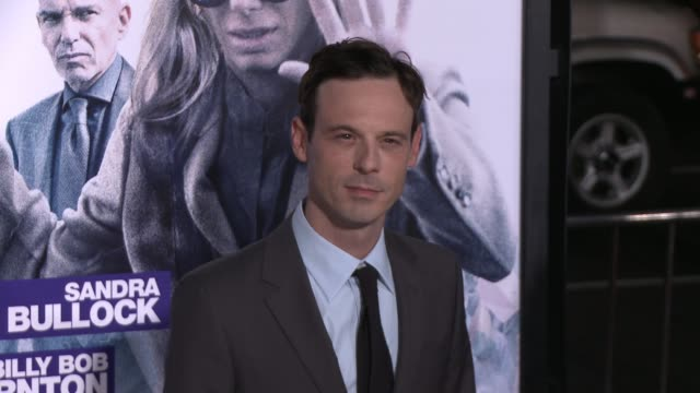 Scoot McNairy at the Our Brand Is Crisis Los Angeles Premiere at TCL Chinese Theatre on October 26 2015 in Hollywood California