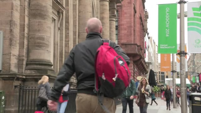 stockvideo's en b-roll-footage met scotland decides on its future thursday with voters torn between competing visions one arguing that the nation is stronger as part of the uk the... - assertiviteit
