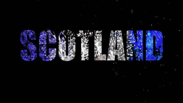 scotland. - international team soccer stock videos & royalty-free footage