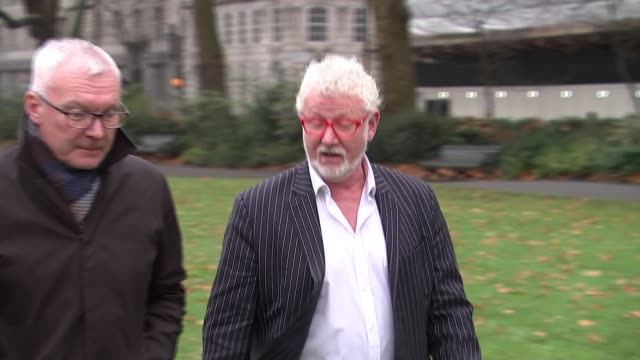 Scotland Yard examining upcoming rape trials after collapse of two recent prosecutions Westminster EXT Reporter along with Jerry Hayes Jerry Hayes...