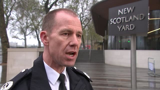 Scotland Yard examining upcoming rape trials after collapse of two recent prosecutions Commander Richard Smith Smith and reporter Commander Richard...