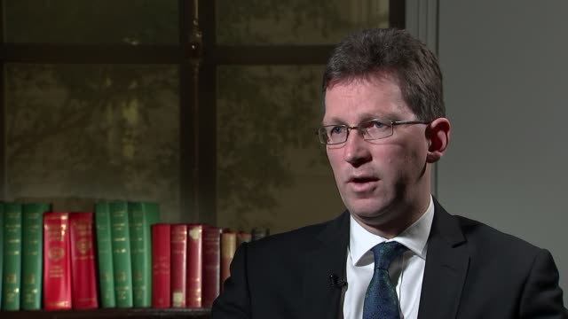 Scotland Yard examining upcoming rape trials after collapse of two recent prosecutions Westminster INT Jeremy Wright MP interview SOT