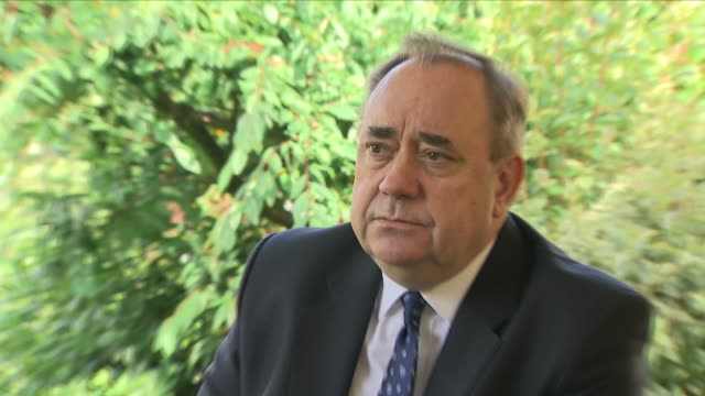 scotland's former first minister alex salmond has been reported to the police over allegations of sexual misconduct the complaints date back to... - alex salmond stock videos & royalty-free footage