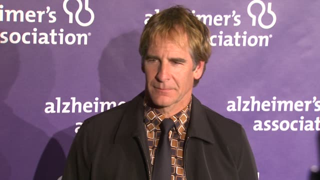 Scott Bakula at the 19th Annual 'A Night At Sardi's' Benefitting The Alzheimer's Association at Beverly Hills CA