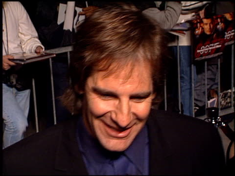 Scott Bakula at the 'Tomorrow Never Dies' Premiere at Dorothy Chandler Pavilion in Los Angeles California on December 16 1997
