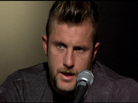 scott caan at the 2006 sundance film festival friends with money press conference on january 20 2006 - money press stock videos and b-roll footage