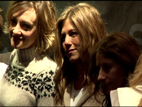 scott caan catherine keener joan cusack jennifer aniston nicole holofcener director and greg germann at the 2006 sundance film festival friends with... - money press stock videos and b-roll footage