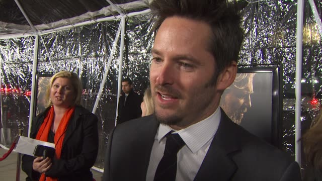 Scott Cooper on why he wanted this film to be his directorial debut at the 'Crazy Heart' Premiere at Beverly Hills CA