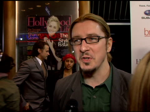 vidéos et rushes de scott derrickson on why jennifer carpenter deserves a breakthrough award for her performance in 'the exorcism of emily rose' at the hollywood life... - henry fonda theatre