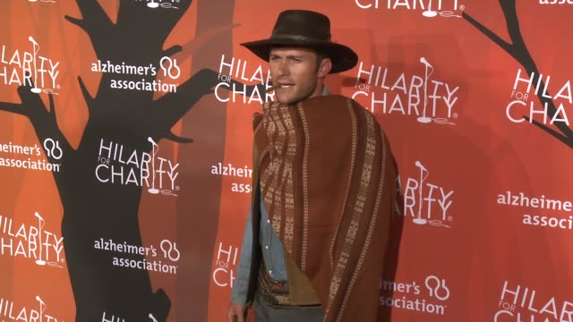 8d4ba062e0d Scott Eastwood at Hilarity for Charity's 5th Annual Los Angeles Variety  Show Seth Rogen's Halloween at