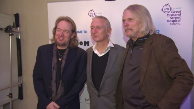broll scott gorhan danny bowes andrian smith at zoom f1 charity auction at intercontinental park lane hotel on january 16 2015 in london england - intercontinental hotels group stock videos & royalty-free footage