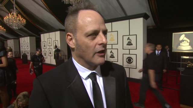 scott healy on how it feels to receive a grammy nomination & what he's most looking forward to during the show and how he will celebrate his win at... - nomination stock videos & royalty-free footage