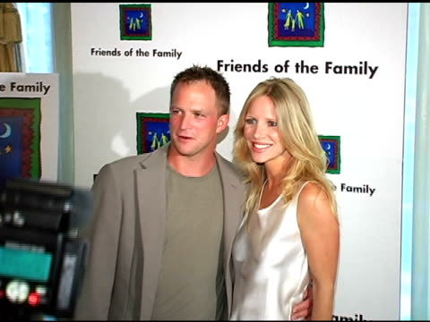 Scott Martin and Laura Lee Bell at the Families Matter Benefit and Celebration at the Regent Beverly Wilshire Hotel in Beverly Hills California on...