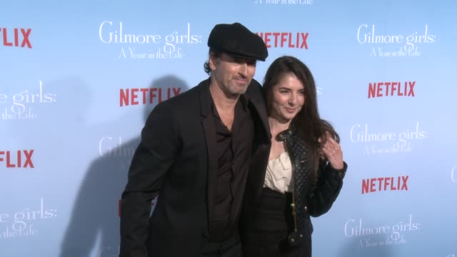 Scott Patterson at the Premiere of Netflix's Gilmore Girls A Year In The Life at Regency Bruin Theater on November 18 2016 in Westwood California